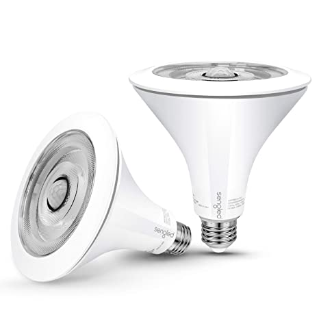 Amazon.com: Sengled - Foco LED de inundación con sensor de ...