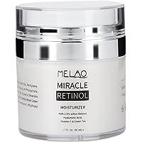 Retinol anti aging Antioxidant Face Moisturizer Revitalizing anti skrynkla grädde kråksparkar rynkor Fine Lines Day och…