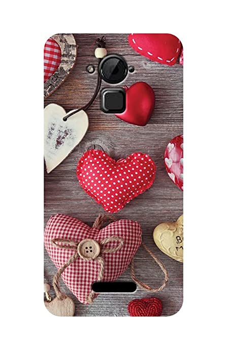 more photos 74512 af0ea ZAPCASE Printed Back Cover for COOLPAD Note 3 / COOLPAD Note 3 Plus