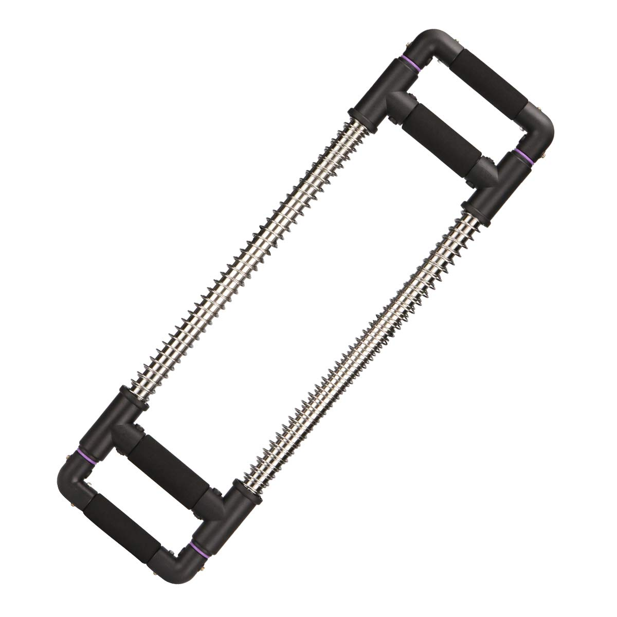 GoFitness Super Push Down Bar - Total Upper Body Workout Equipment, Press Down Machine - Chest Workout, Strength Training, Home Fitness by GoFitness (Image #2)