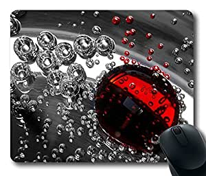 Glass Design Masterpiece Limited Design Oblong Mouse Pad by Cases & Mousepads