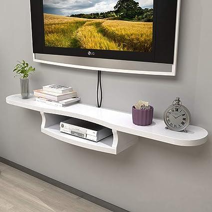 Merveilleux Wall Shelf Floating Shelf Wall Mounted TV Cabinet TV Stand Wall Decoration  Shelf DVD Player