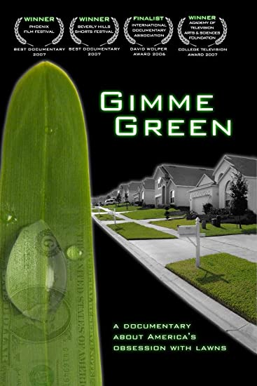 Gimme Green (DVD) Cover Art