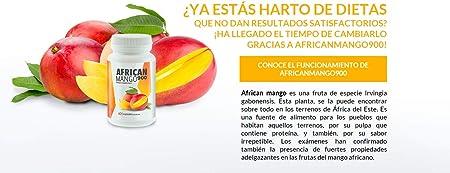 AFRICAN MANGO Premium, cura para adelgazar, 2 paquetes, 2x900 ...
