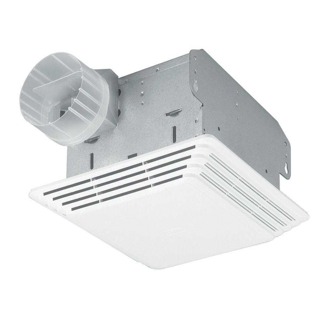 Broan 684 Ceiling Mount Ventilation Fan, 80 CFM 2.5 Sones   Built In  Household Ventilation Fans   Amazon.com
