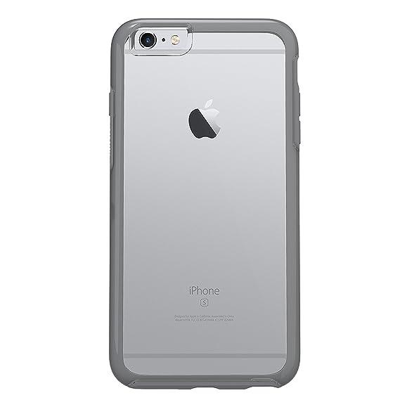 best loved ec0d3 42c2d OtterBox Symmetry Clear Series Case for iPhone 6s Plus & iPhone 6 Plus  (5.5