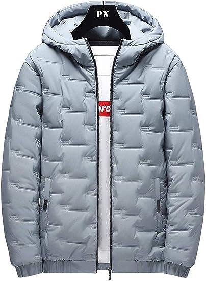 メンズ ダウンコート ダウンジャケット 秋冬アウター トップス 無地 おしゃれ カジュアル 防寒 防風 軽量 フード付き ジャケット ダウン コート アウター メンズ