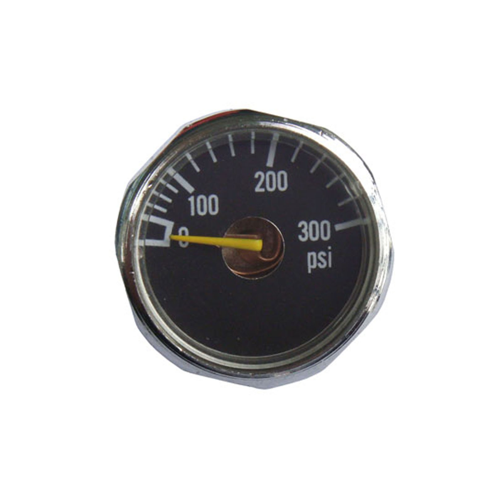 New 2x 300 PSI Paintball Micro Gauge Free Shipping