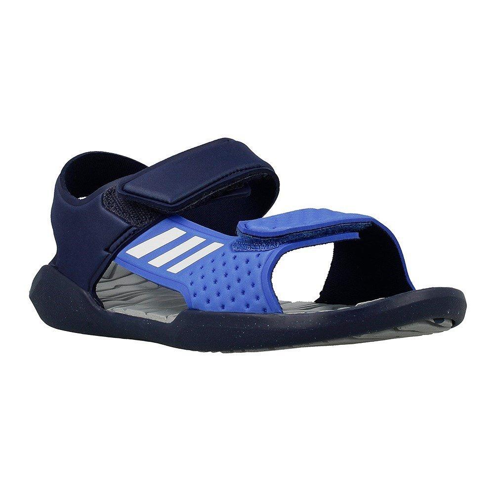 Adidas Rapidaswim J - BA7895 - Color Blue-White-Graphite - Size: 6.5