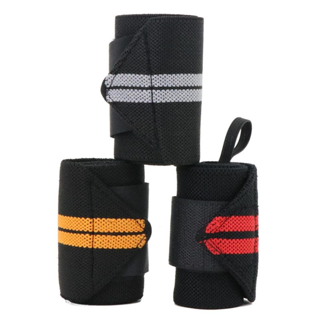 Shuwe Wrist Wrap 18inch Professional Grade With Thumb Loops Wrist Support Braces (183inch)