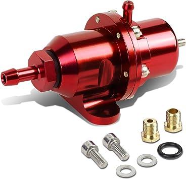 Fuel Pressure Regulator Gauge /& Fuel Rail Fits All D-Series Honda Civic Crx Fr