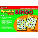 Edupress EP-2347 Spanish In A Flash Bingo - Set 3 by Edupress