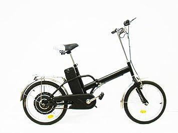 Bicicleta Electrica MIRANDA Negra