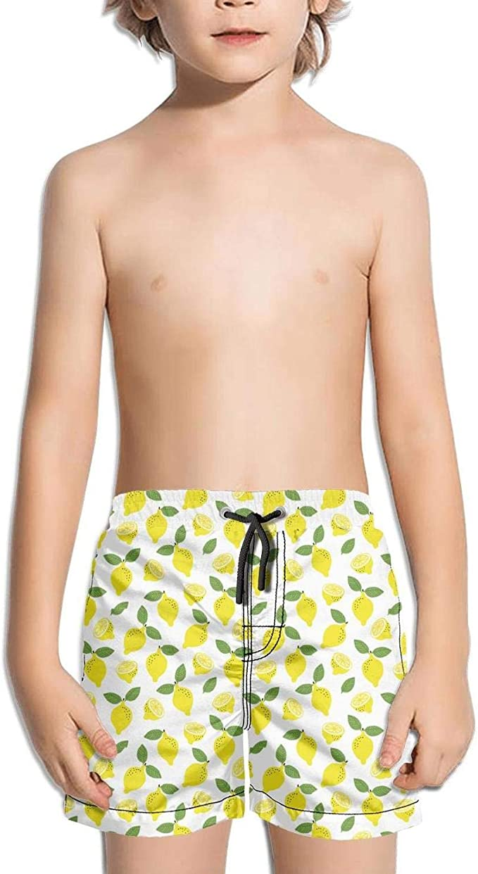 Slice by The Pizza Funny Swim Trunks Quick Dry Beachwear Sports Running Swim Board Shorts Mesh Lining