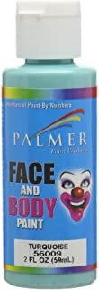 product image for Palmer 56009-36 Face & Body Paint, 2 oz, Turquoise