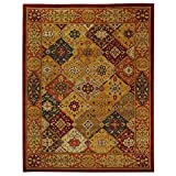 Safavieh Heritage Collection HG512A Handcrafted Traditional Oriental Multicolored Wool Area Rug (12' x 18')