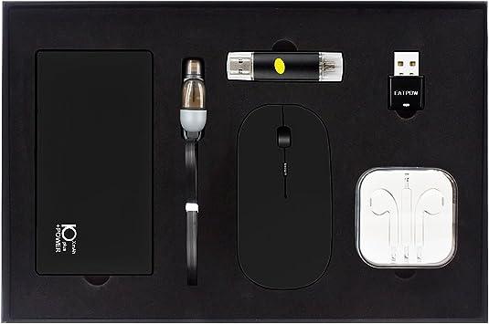 EATPOW Kit de lujo Set de regalo de negocios, Cool Tech Gadgets ...