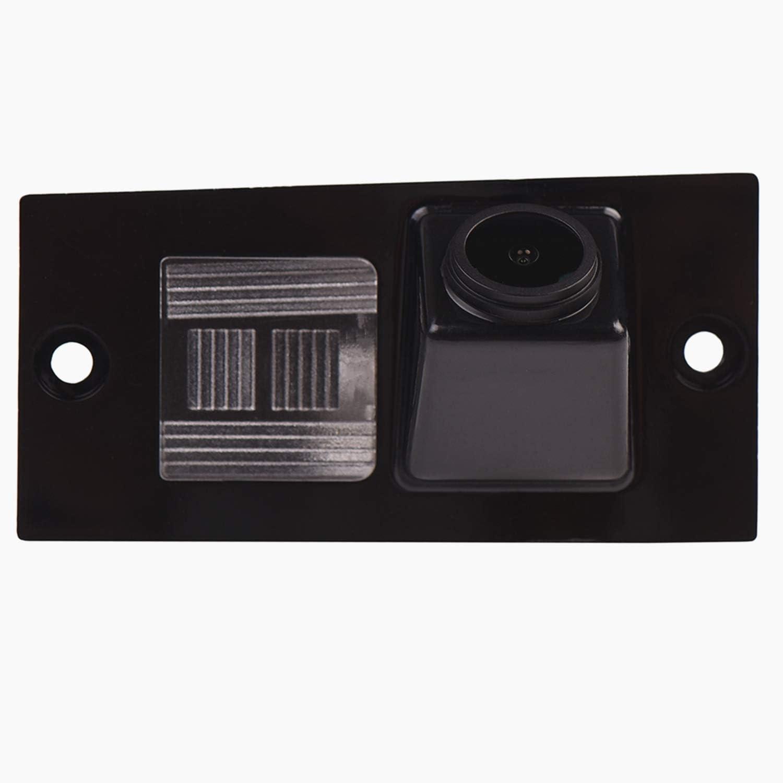 HD R/ückfahrkamera 1280 720 Pixel 1000TV Linien Kamera f/ür Mitsubishi RVR Mitsubishi ASX,Wasserdicht Nachtsicht Einparkhilfe Rueckfahrkamera