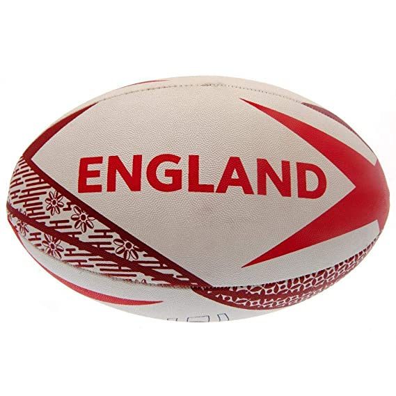 Rugby World Cup Japan 2019 - Balón de rugby (Inglaterra) - Marfil ...