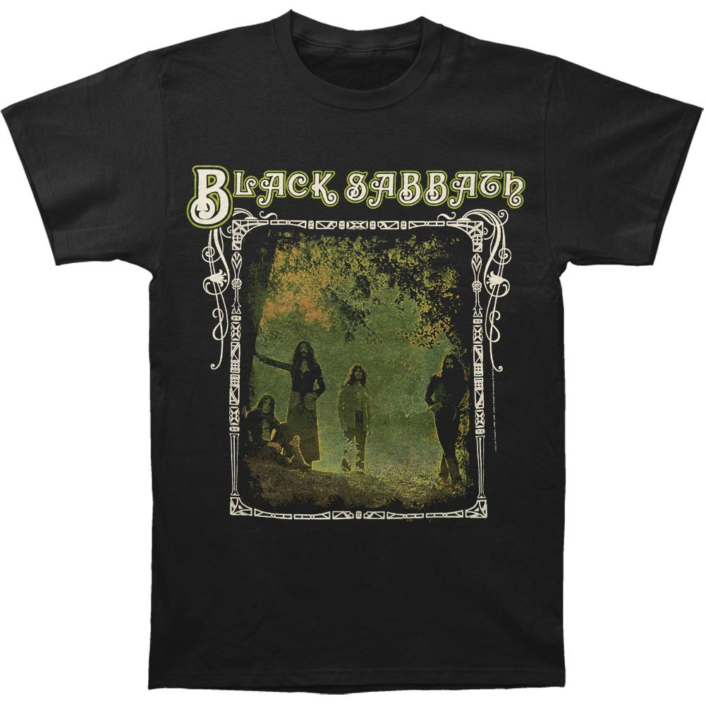 Black Sabbath - Photo Frame T-Shirt Bravado 80226