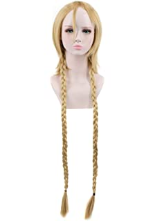 Street Fighter Cammy cosplay anime Wig'' Free shipping