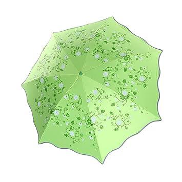 Super vinilo color ligero cambio de paraguas Sombrillas ...