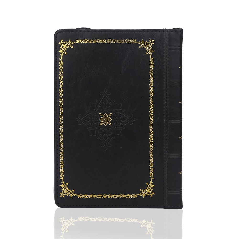 Funda Estilo Libro para Libro de Leer Estilo Retro 15,2 cm ENJOY-UNIQUE Universal 15,2 cm