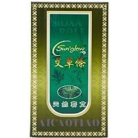 Pure Moxa Rolls, 10 stks/doos Rookloze Moxa Stick Roll, Therapie Chinese Acupunctuur voor Lichaamsdeel Healing Therapie…