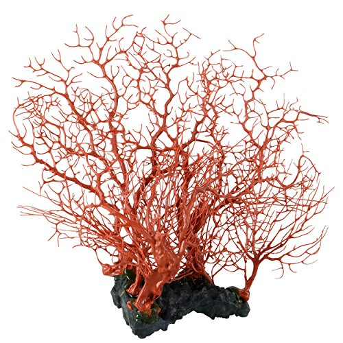 Underwater Treasures 65330 Sea Fan Cluster Coral