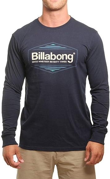 BILLABONG Pacific tee LS Camiseta, Azul (Navy 21), Small para Hombre: Amazon.es: Ropa y accesorios
