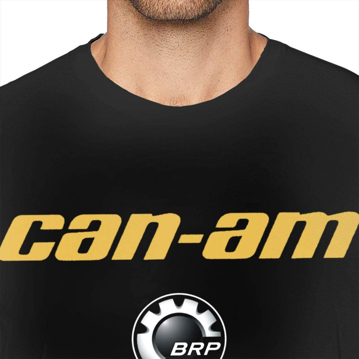 lkjhg478 Camiseta clásica para Hombre Can Am Spyder Negra