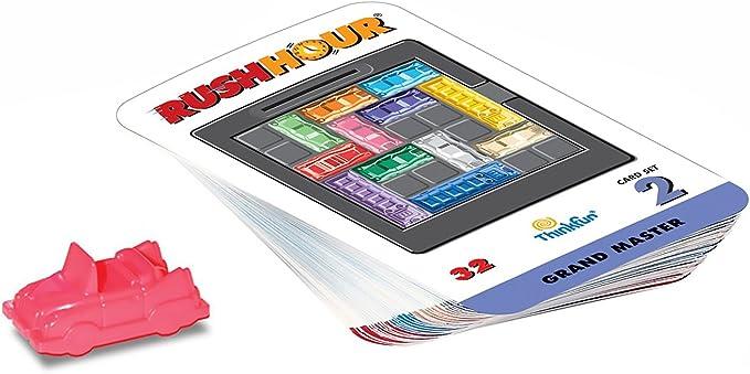 ThinkFun - Rush Hour 2, juego de mesa (TF5010): Amazon.es: Juguetes y juegos