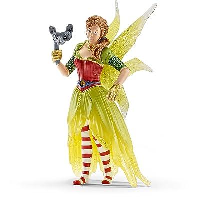 SCHLEICH Marween in Festive Dress Standing Toy Figure: Schleich: Toys & Games