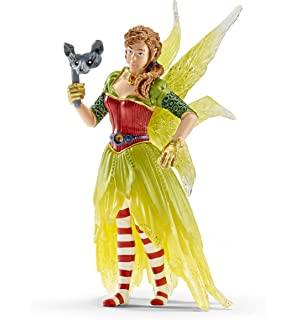 Schleich 70501 Lilienzarte Elfe auf Pony Reitend günstig kaufen Fantasy-Action- & -Spielfiguren