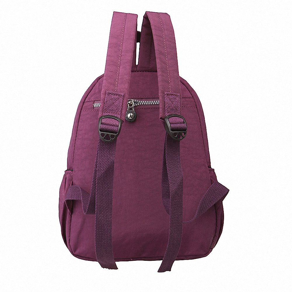 4e950684ab Amazon.com   AOTIAN Mini Waterproof Nylon Women Backpacks Casual  Lightweight Strong Small Packback Daypack