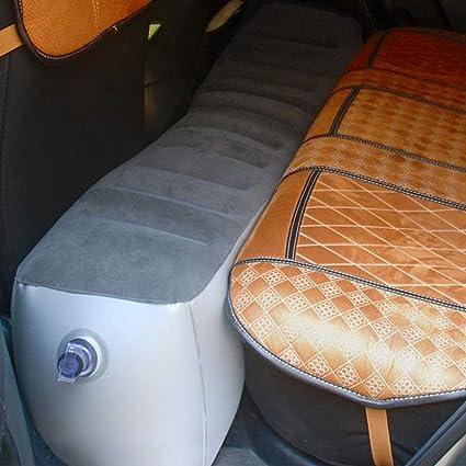 Cojín hinchable para asiento trasero de coche, para cama ...