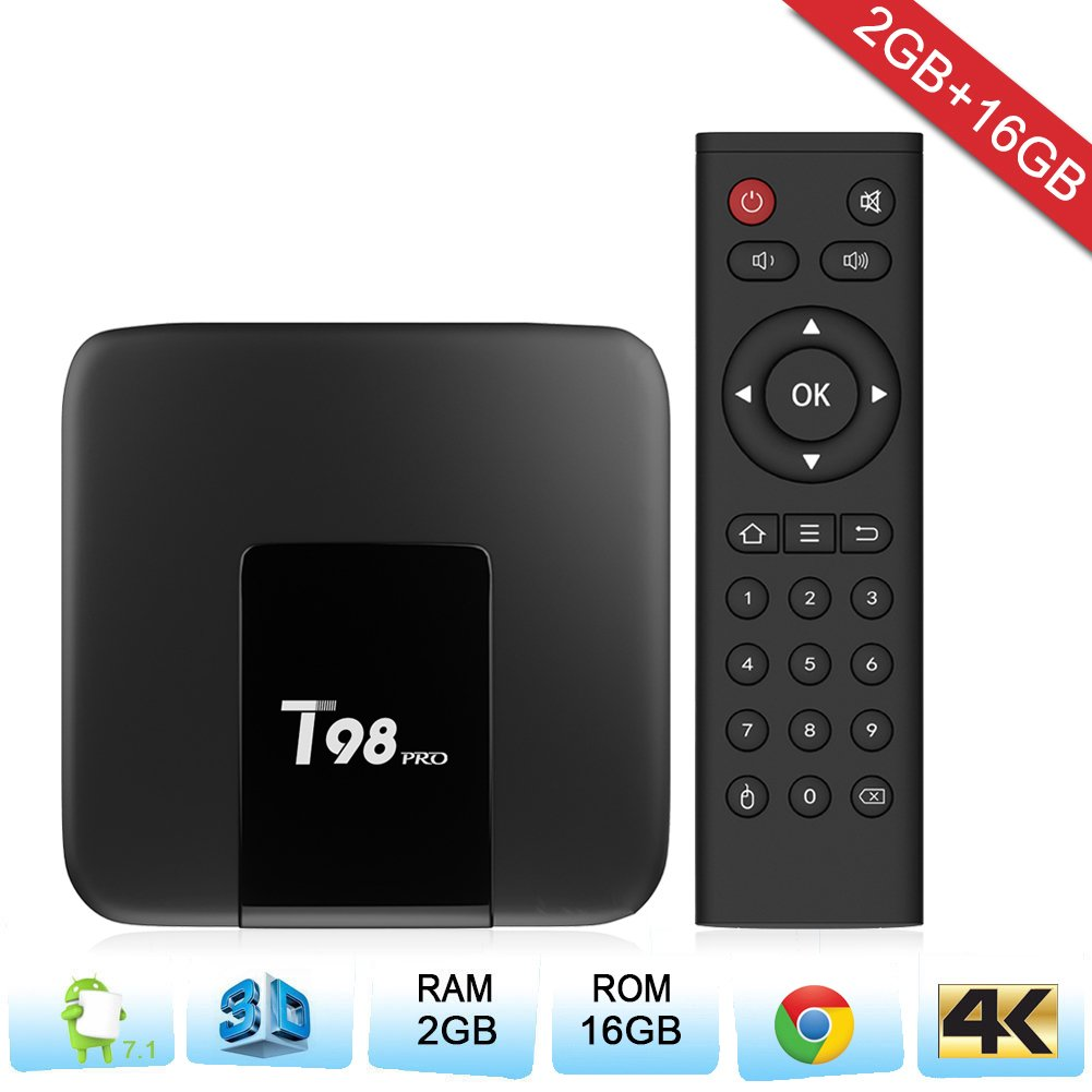 Zenoplige TPRO Android TV BOX Android  Marshmallow G G K H