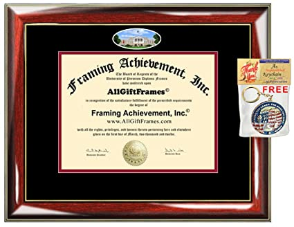 Amazon.com : University of Wisconsin Madison Diploma Frame UW ...