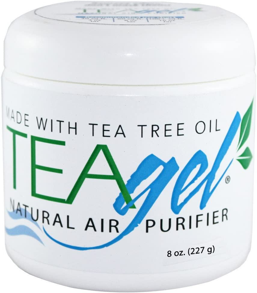Trac ecológico teagel All Natural – Purificador de aire, 8 ml ...