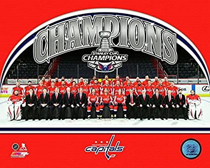 dcedf0a49d9 Image Unavailable. Image not available for. Color  Washington Capitals  Stanley Cup Champions ...