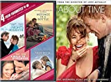 The Notebook + About Time Romance Movies DVD A walk to Remember / Nights in Rodanthe / Message in a Bottle Set Double Love Twice as Much
