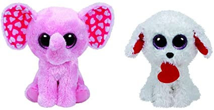 4e8d3ff51a5 Image Unavailable. Image not available for. Color  Ty Beanie Boo 2017  Valentine s ...