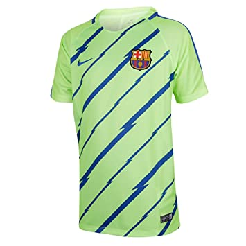 d04d9b21d Nike FCB Y NK Dry SQD Top SS GX FC Barcelona Tee for Man