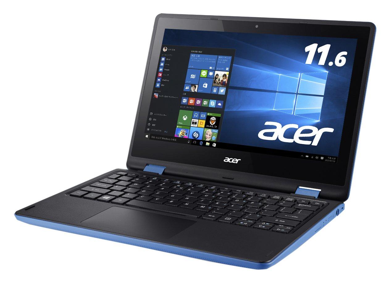 【開店記念セール!】 Acer ノートパソコン Acer Aspire R11 スカイブルー R3-131T-A14N Aspire/B Windows10/Celeron/11.6インチ/4GB/32GB B01GSWARKG スカイブルー, 養老郡:3447afac --- arianechie.dominiotemporario.com