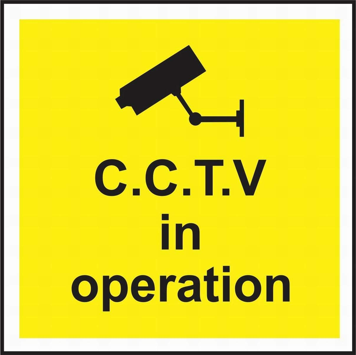LORENZO CCTV In Operation Vintage Metal Cartel de Chapa ...
