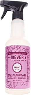 product image for Mrs. Meyer's Clean Day Multi-Surface Everyday Cleaner, Peony, 16.0 Fluid Ounce