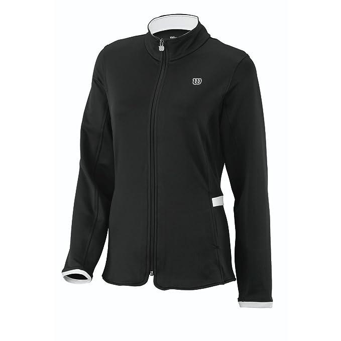 Wilson Sweet Success Jacket, Color - Blanco y Negro, tamaño ...