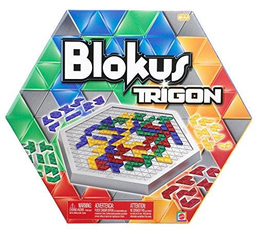 Mattel Blokus Trigon Game