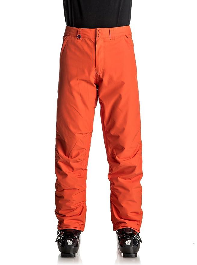 Pantalón de esquí neon quiksilver hombre
