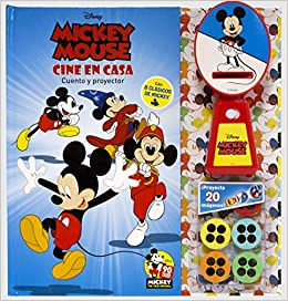 Mickey. Cine en casa (Disney. Mickey): Amazon.es: Disney ...